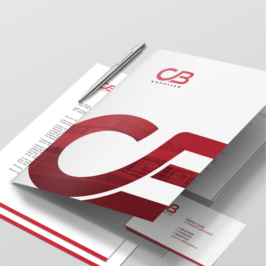 CB Supplies folder