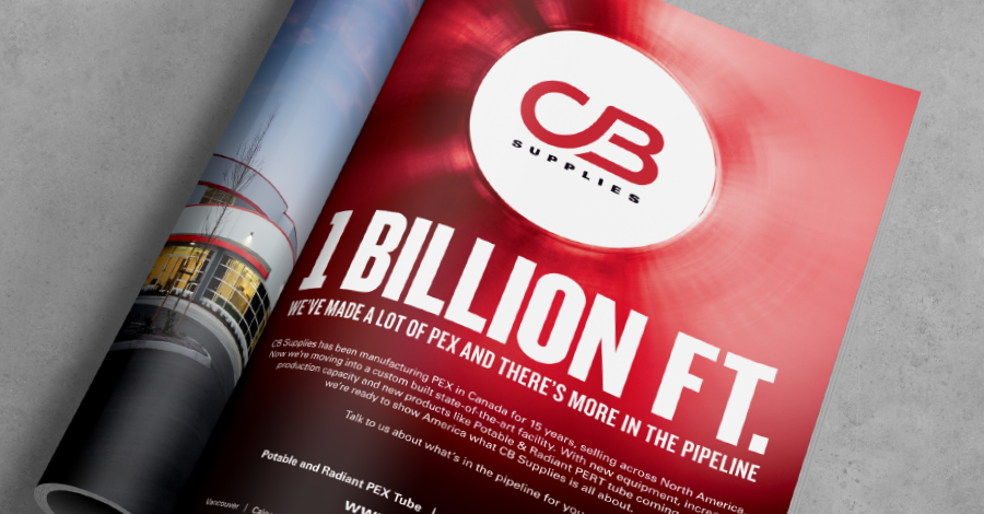 CB Supplies magazine ad