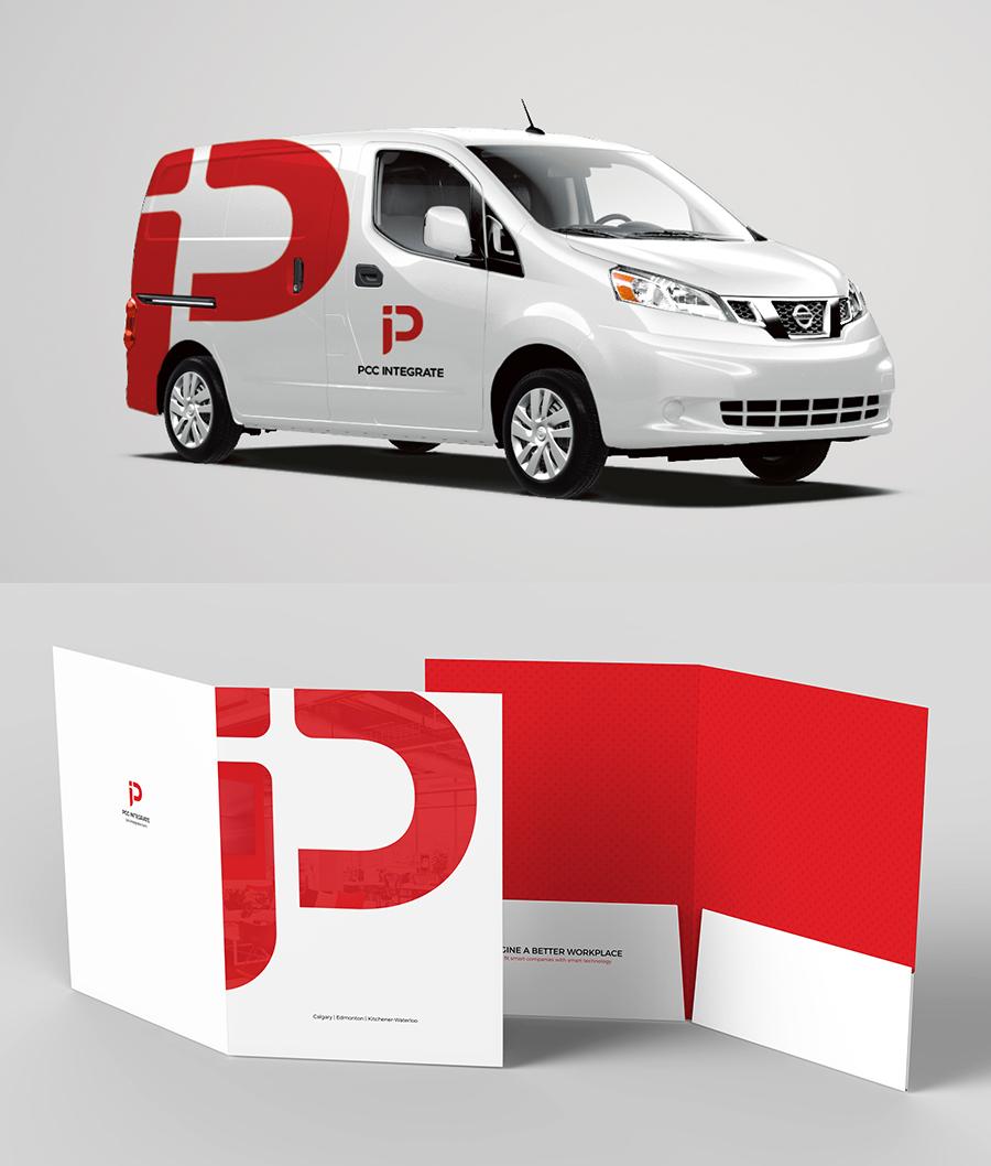 PCC Integrate branding