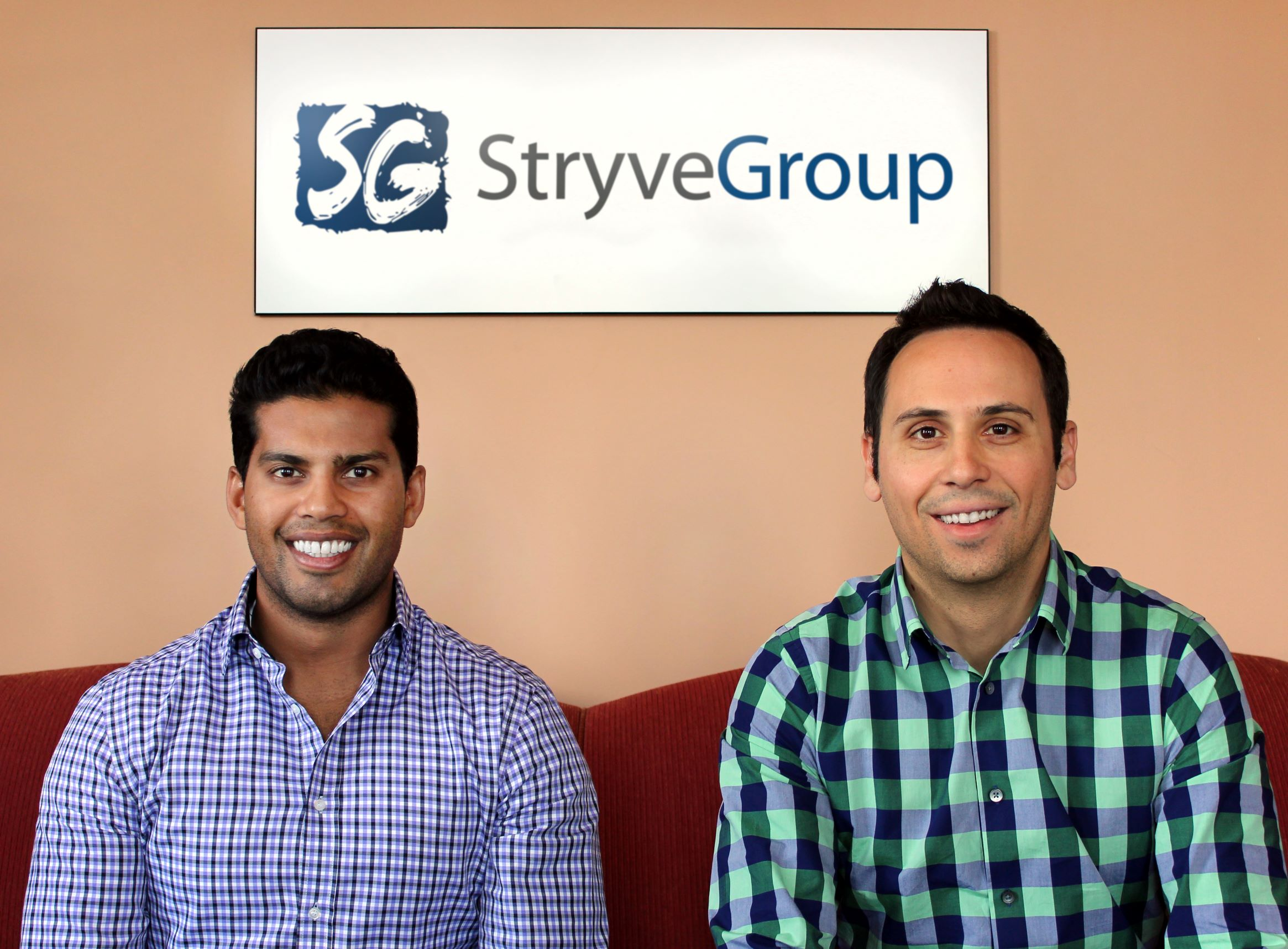Stryve Group: 10 years ago