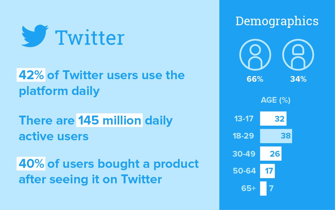 Twitter Demographics 2021