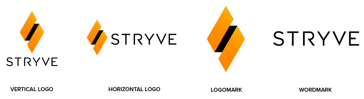 Example of logo variations