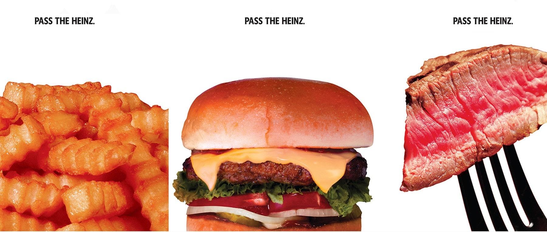 Don Draper's 'Pass the Heinz' ads